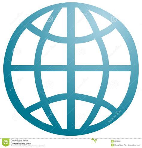 intern websites global symbol royalty free stock photos image 6813398