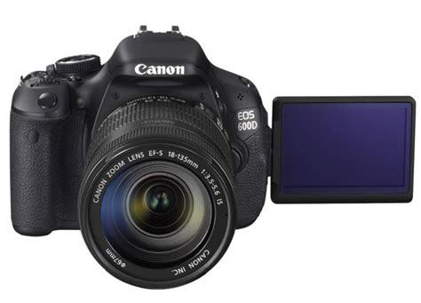 Pasaran Kamera Dslr Canon 600d canon eos 600d with 18 55mm lens price review specs