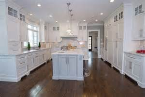 50 gorgeous kitchen designs with islands designing idea white kitchen island with dark wood barstools