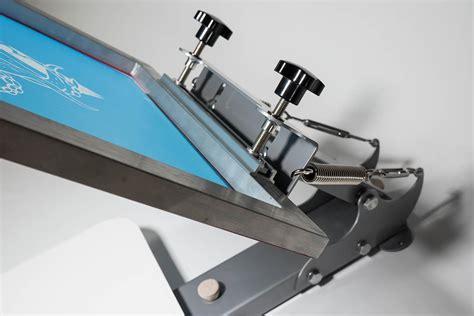 Maxi Set zeefdruk maxi set met druktafel en belichter zeefdrukland