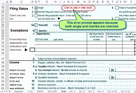 10 Tax Excel Template Exceltemplates Exceltemplates 1040 Excel Template