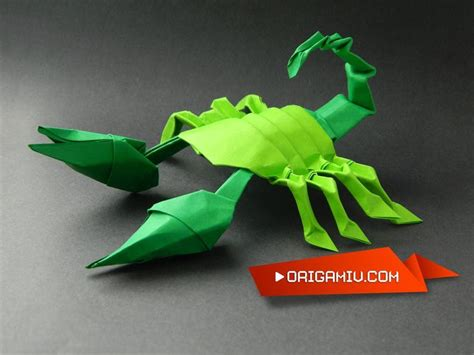 origami insects tutorial 21 best images about tutoriales origami y 3 d on pinterest