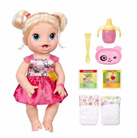 Baby Alive Baby boneca baby alive b0632 hora de comer hasbro original r