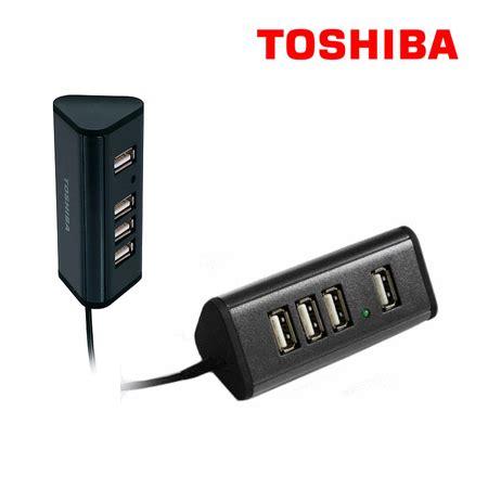 Toshiba Usb 2 0 4 Port Hub grupo igarashi hub usb toshiba 4 port 2 0 negro pa3627u 1etc