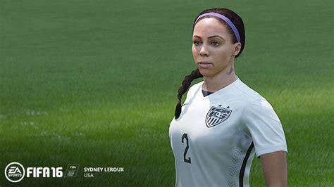 players with unique hair styles in fifa 15 fifa 16 women s national teams ea sports official site