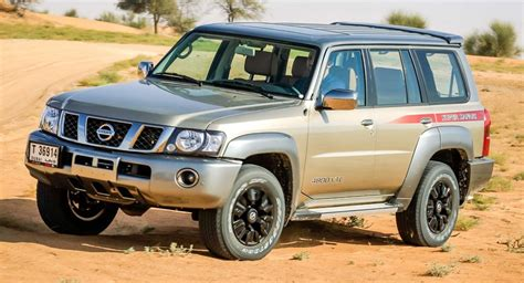 nissan safari road 2017 nissan patrol safari wants to conquer the