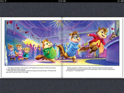 alvin and the chipmunks valentines day special alvin and the chipmunks a chipmunk by kirsten