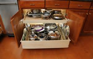 Kitchen Cabinet Pull Out Drawer Organizers by Pull Out Shelves With Dividers Contemporary Kitchen