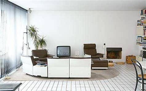 dieter rams house interiors dieter rams s modernist home in germany telegraph