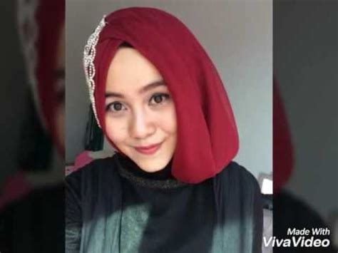 tutorial hijab paris remaja simple tutorial hijab pesta simple hijab paris segi empat youtube