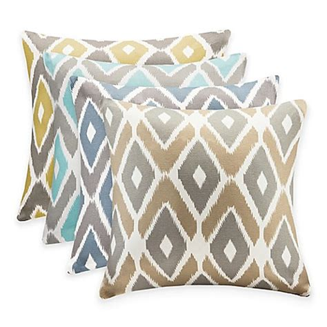 bed bath beyond decorative pillows madison park ashlin throw pillow bed bath beyond