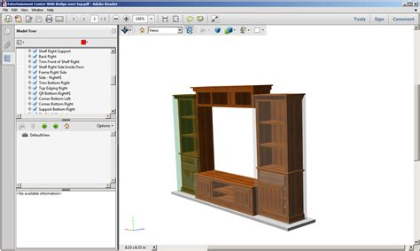 pdf 3d images in cabinet design software sketchlist 3d
