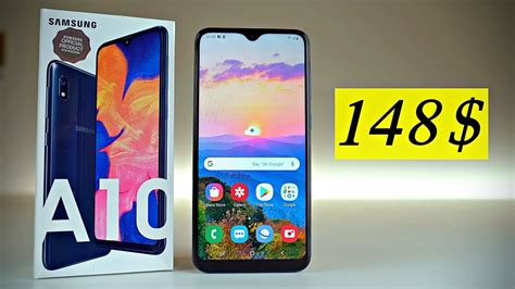 Samsung A10 Unboxing by Samsung Galaxy A10 Quot Cheapest Infinity V Quot Unboxing Review