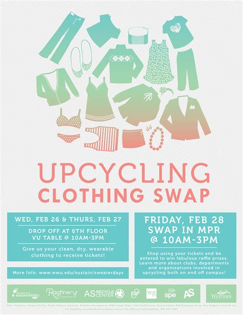 upcycling events upcycling clothing set for friday western today