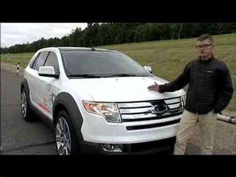The Edge Hydrogen Suv by Ford Hybrid Hydrogen Vehicle