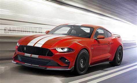 the 2018 ford mustang shelby gt500 is a car worth waiting