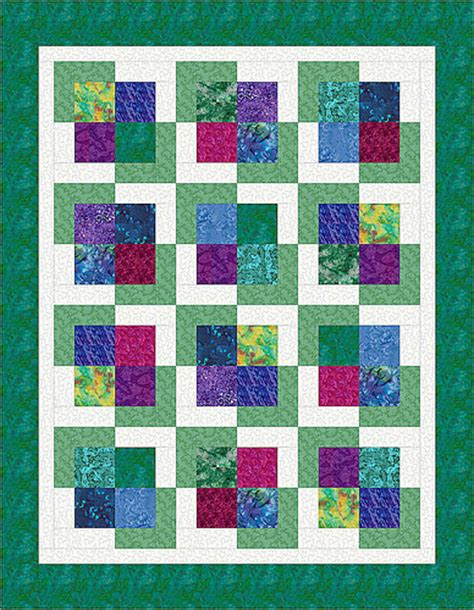 L Block by L Block Quilt 5 A Flickr Photo