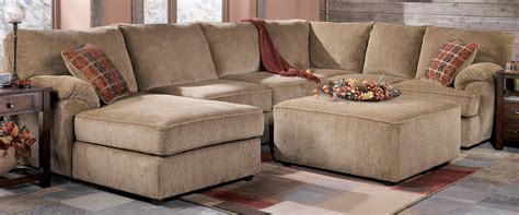 leather sectional with chaise and ottoman 20 collection of sectional with ottoman and chaise sofa