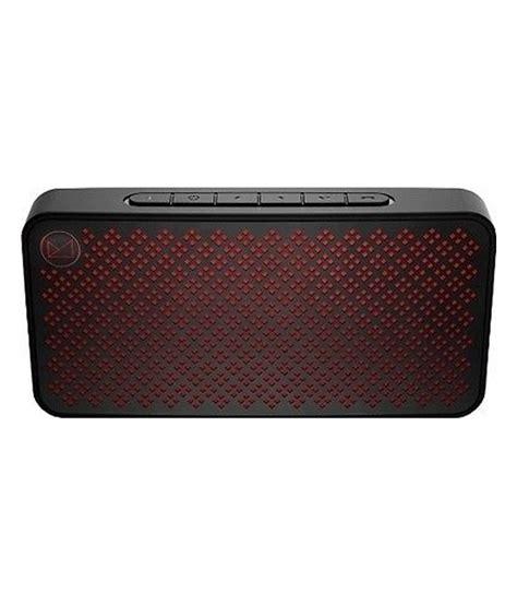 Speaker Bluetooth F D f d w30 black slim portable bluetooth speaker buy f d
