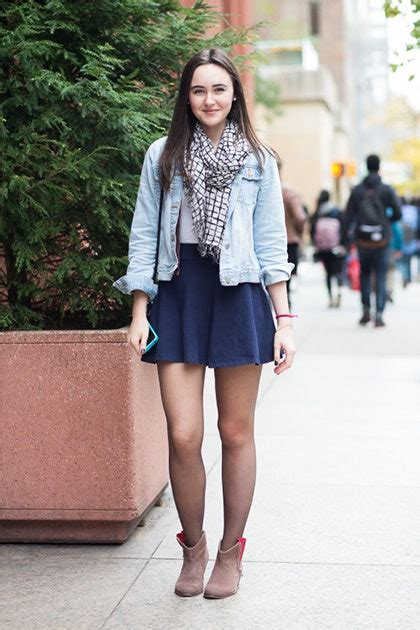 college street style   york city  campus