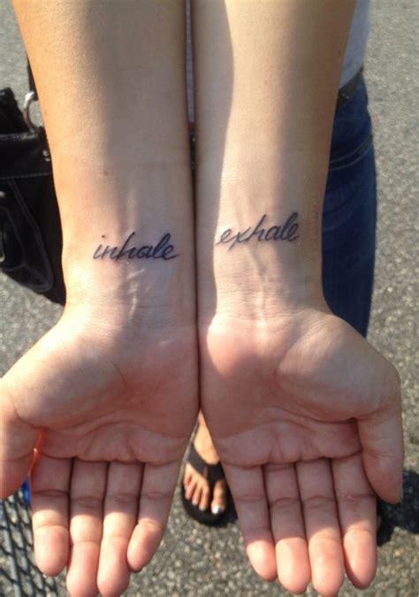 inhale exhale tattoo inhale exhale inhale exhale