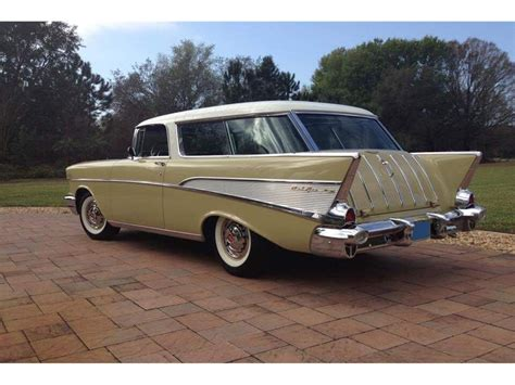 nomad car 1957 1957 chevrolet nomad for sale 55 used cars from 19 600