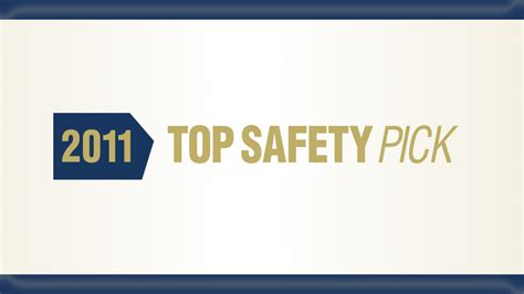 finally we pick a winner for the 2011 holiday email 66 vehicles earn 2011 top safety pick award