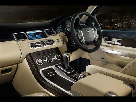 2010 land rover range rover sport interior 1280x960
