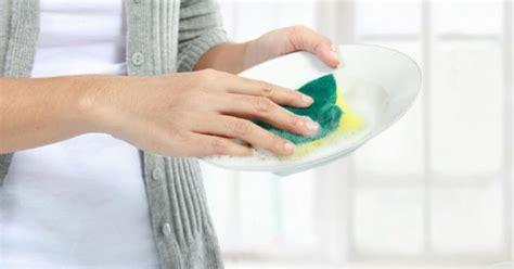 bahan alami pengganti sabun cuci piring kinclong