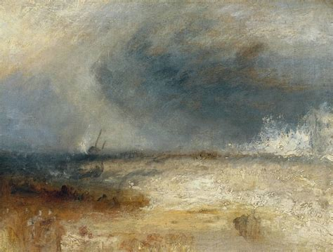 turner the sea j m w turner quot waves breaking on a shore quot c 1835 tate britain 13 july 2014 jmw turner