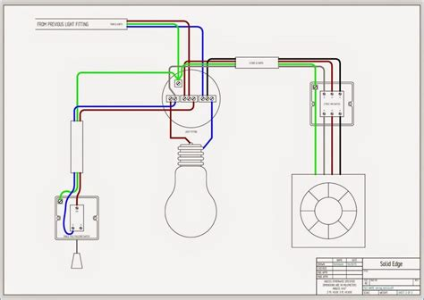 Ceiling Fan And Light Switch Wiring Diagram