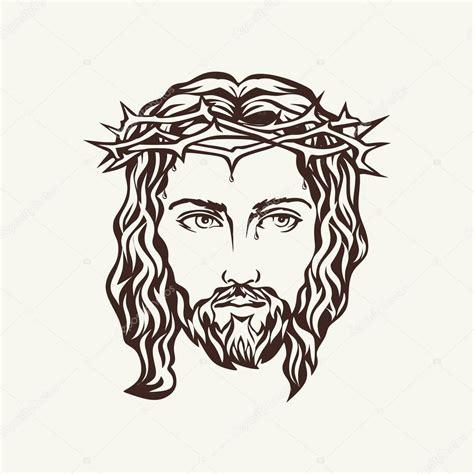 doodle jesus of jesus stock vector 169 biblebox 90785788