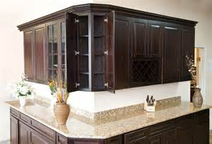 ready to ship cabinets dark chocolate oak kitchen cabinets sle door rta all