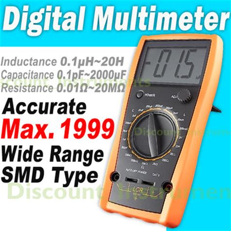 what is inductance breakpoint test dm4070 professional lcr meter multimeter inductance capacitance resistance ohm gxproducts