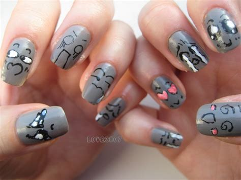 nail art anime tutorial 301 moved permanently