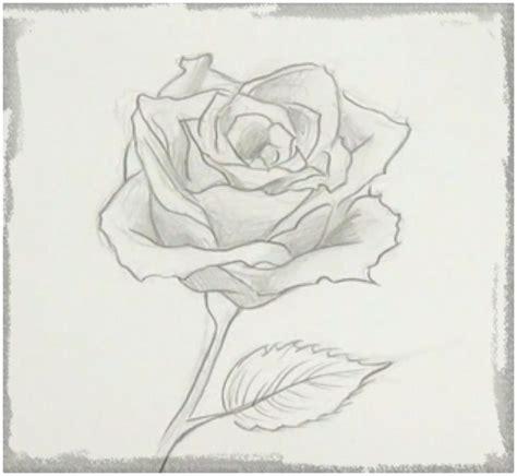 dibujos realistas muy faciles rosas dibujos a lapiz paso a paso archivos dibujos de