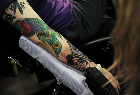tattoo expo vancouver city living tattoos mark journey from dark past