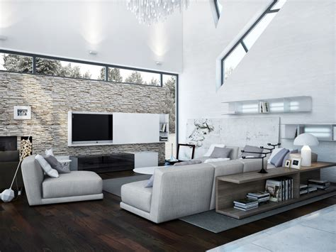 Modern Home Interior Contemporary Interior By Azovskiy And Pahomova Architects Decoholic