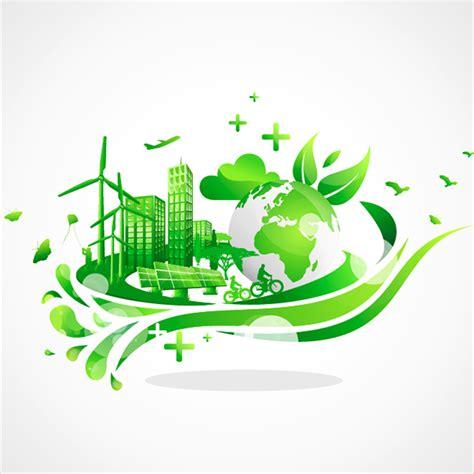 convertir imagenes a vectores en illustrator ciudad sostenible vector vector clipart