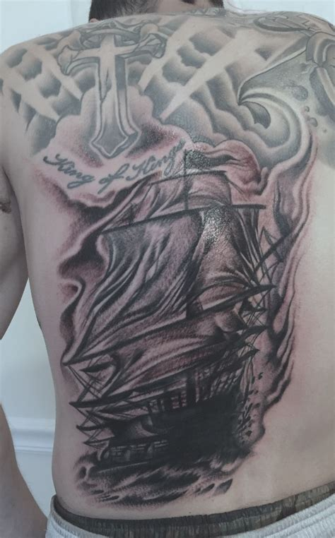 the black pearl tattoo black pearl pirate ship