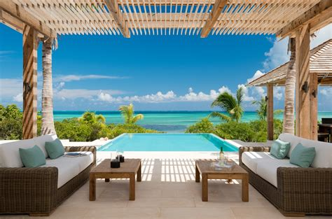 turks and caicos cottages wimco villas castaway tnc cas turks caicos thompson
