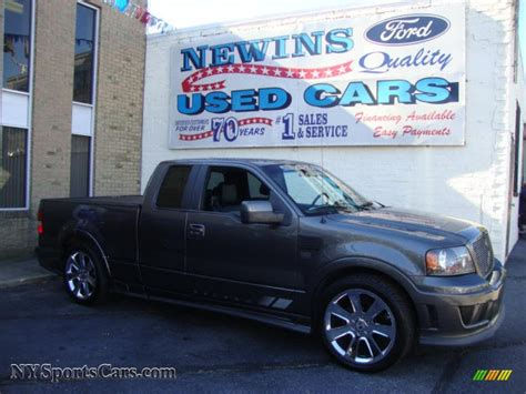 2007 ford f150 saleen s331 for sale 2007 ford f150 saleen s331 supercharged supercab in