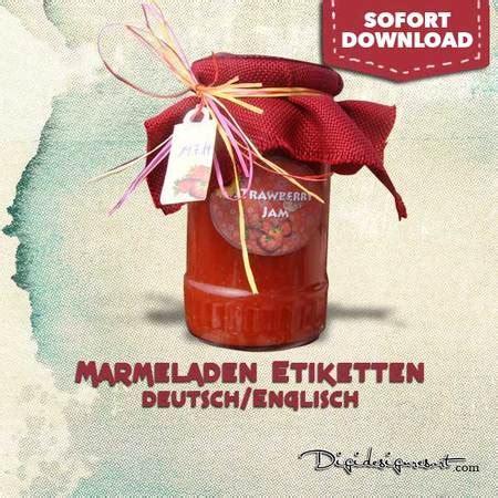 Marmeladenglas Aufkleber Drucken by Marmeladenglas Etiketten Erdbeermarmelade Aufkleber