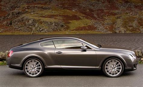 2008 bentley continental gt speed car and driver