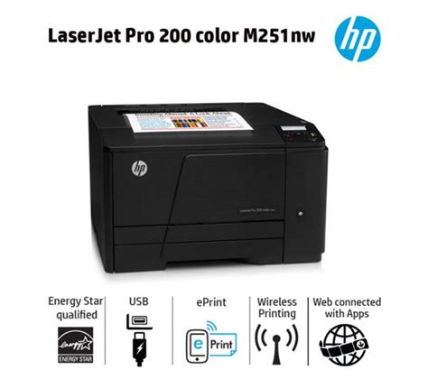 hp laserjet pro 200 color printer m251nw laser printers best laser printers offers pc world