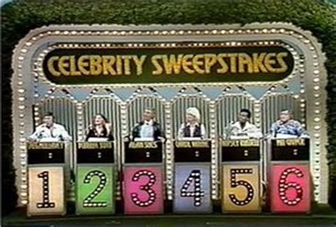 Sweepstakes Wiki - celebrity sweepstakes the full wiki