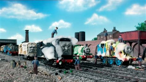 Image   CallingAllEngines123   Thomas the Tank Engine