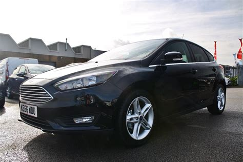 ford focus sync used 2017 ford focus zetec nav 1 5 tdci 120ps 5dr
