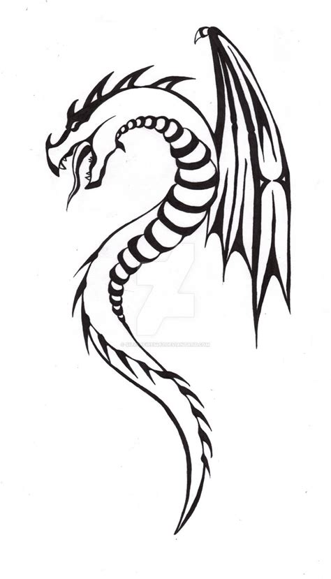 tattoo dragon with snake snake dragon tattoo by silverfire5467 on deviantart