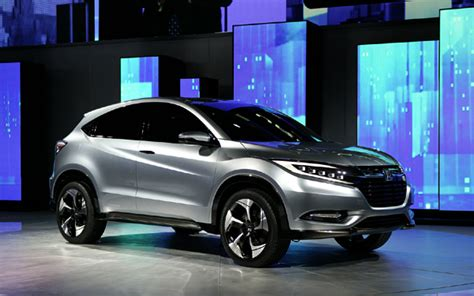 2015 Honda Urban SUV Review best price   FutuCars, concept